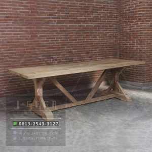 Harga Jual Detroit Dining Table