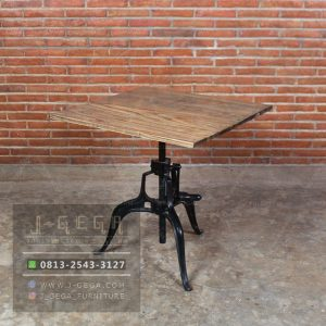 Harga Jual Industrial Square Table