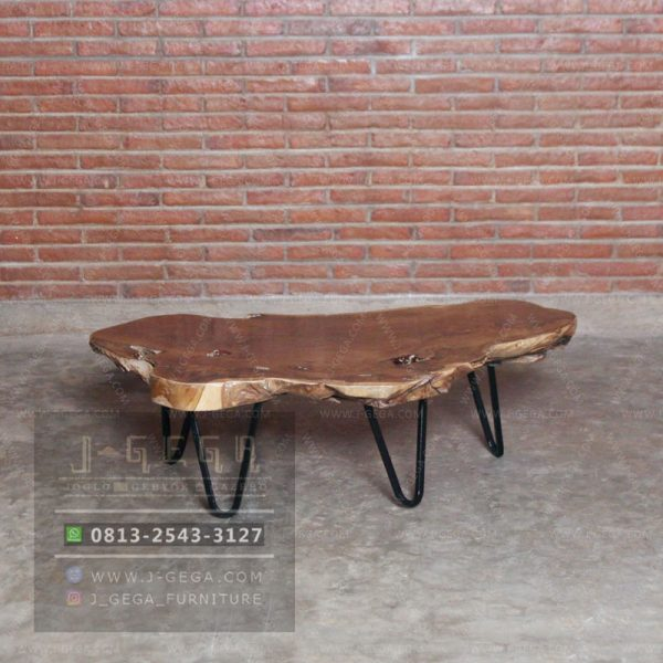 Harga Jual Root Coffee Table Industrial