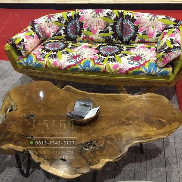 Harga Jual Root Coffee Table Industrial Iron