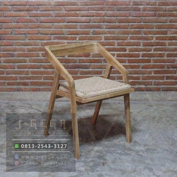 Jual Teak Cadenza Chair Retro