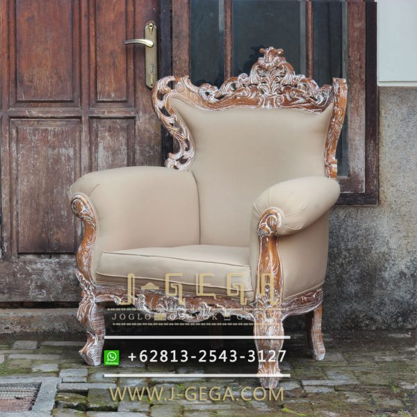 Jual Kursi Sofa Jati Karma Chair