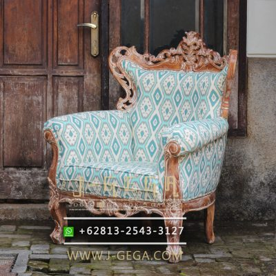 Jual Sofa Ukir Karma Chair