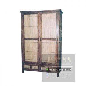 Bamboo Armoire (MAR 001)