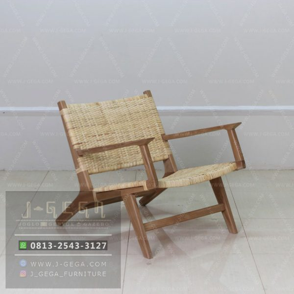 Jual Kursi Malas Roxy Arm Chair