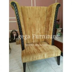 Jual Sofa Bobo French Style Black Finish