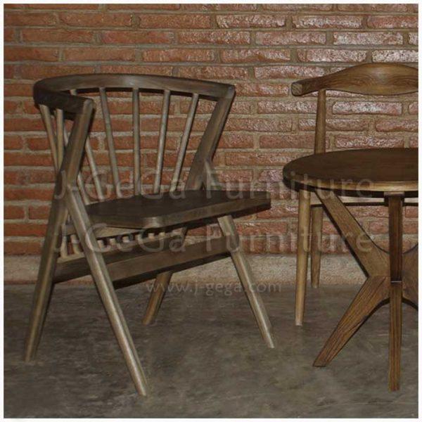 amador scandinavian chair kursi untuk apartment dan hotel lobby