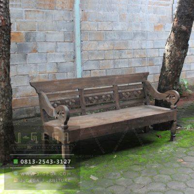 Harga Jual Bangku Daybed Klasik Rustic