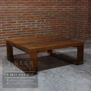 Harga Jual Scandinavian Coffee Table Jati