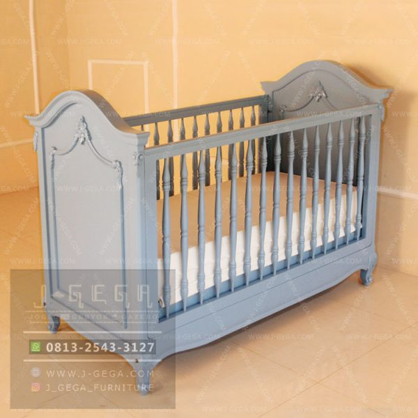 Harga Jual Tempat Tidur Bayi
