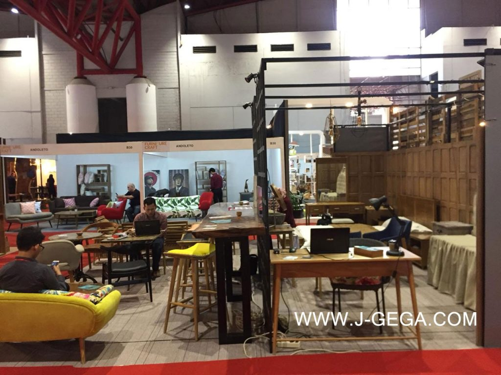 J-GeGa Furniture Exhibitor Hospitality 2018 (9)