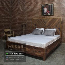 Tempat Tidur Belvara Bed 180x200 cm