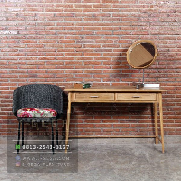 Harga Jual Adoncia Chair Set Ataya Desk