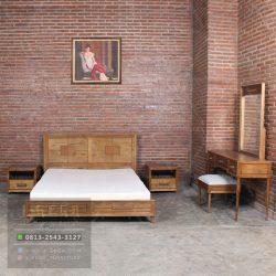 Harga Jual Ataya Bedroom Set
