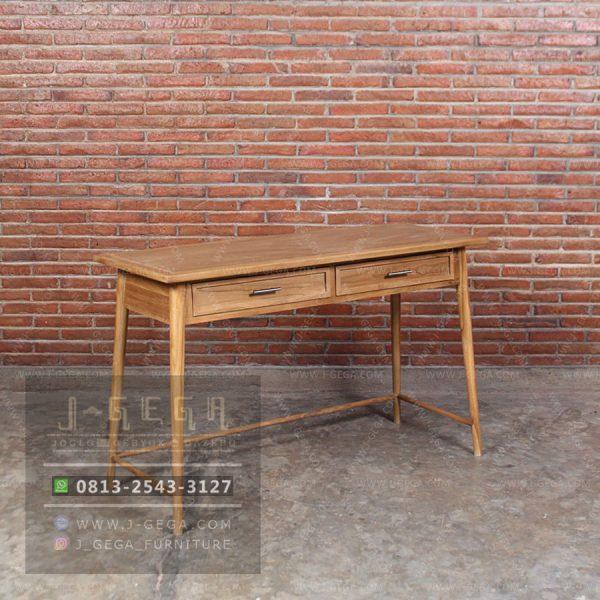 Harga Jual Ataya Teak Desk Table