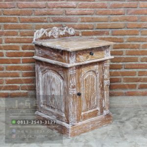 Harga Jual Canopy Colonial Bedside