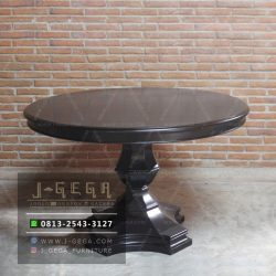 Harga Jual Classic Round Dining Table