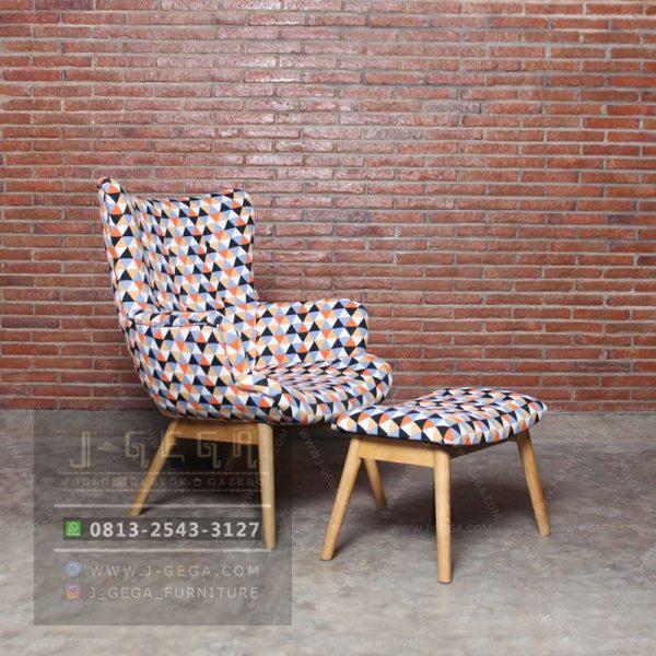 Harga Jual Lazy Sofa Scandinavian