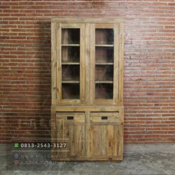 Harga Jual Texas Cabinet 2 Drawer 2 Door