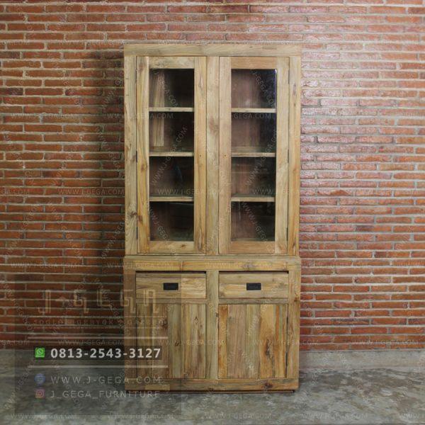 Harga Jual Texas Cabinet 2 Drawer 2 Door