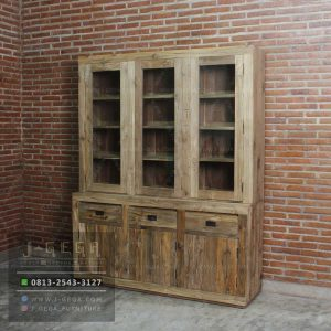 Harga Jual Texas Cabinet 3 Drawer 3 Door