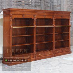 Harga Jual Victrianisch Book Cabinet