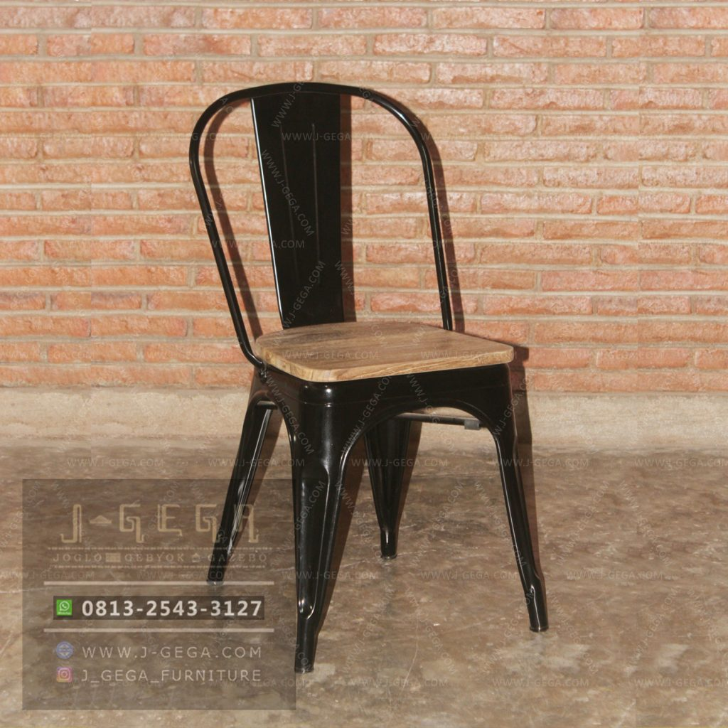Pusat Jual Copper Bistro Dining Chairs