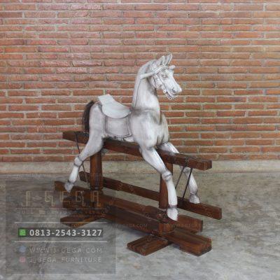 Pusat Jual Patung Kuda Goyang Mainan Anak