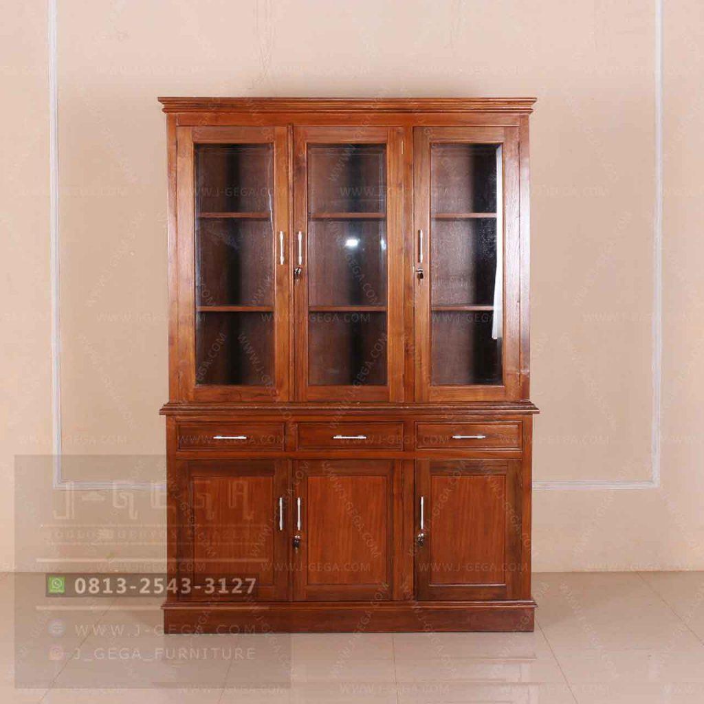 Harga Jual Modern Bookcase Cabinet