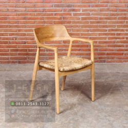 Pusat Jual Adoncia Chair Kursi Cafe Jati Retro