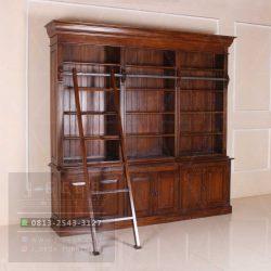 Pusat Jual Classic 6 Door Bookcase