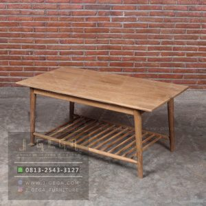Pusat Jual Iriana Coffee Table Kayu Jati