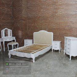 Pusat Jual Set Kamar Tidur French Louis