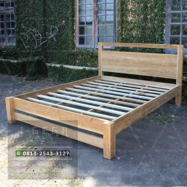 Pusat Jual Tempat Tidur Minimalis Modern