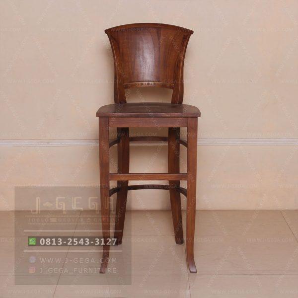 Pusat Jual Teak Fan Chair Classic Jepara