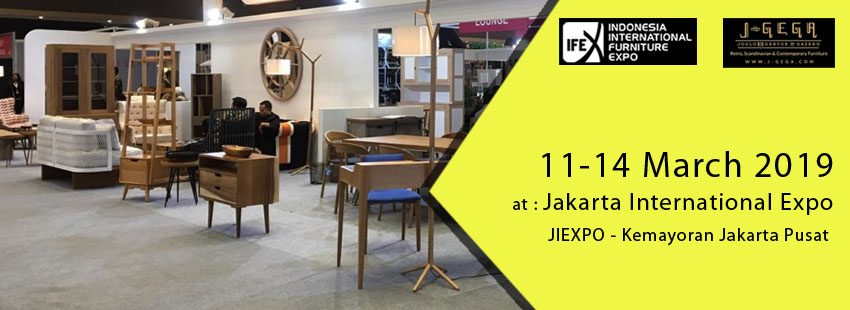 IFEX 2019 - Indonesia International Furniture Expo