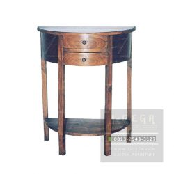 Console Table 2 Drawer (MCS 001)