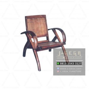 Sedan Bamboo Chair 1 Seater (MAC 001 B)