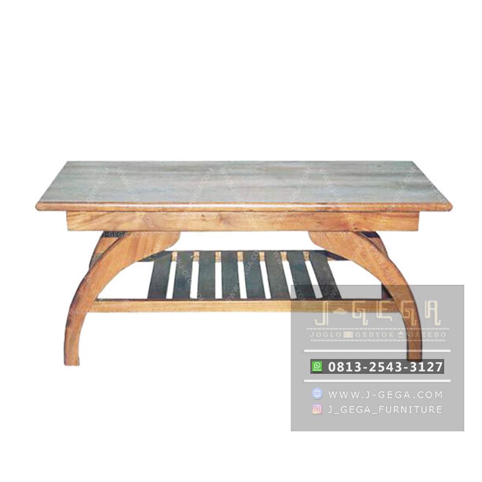 Sedan Coffee Table (MCT 002 W)