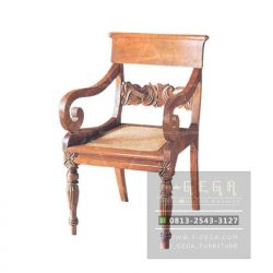 Dutch Colony Chair (MAC 022)