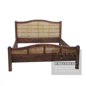 Bamboo Bed (MBD 006)