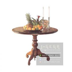 Dutch Colonial Dining Table (MDT 006)