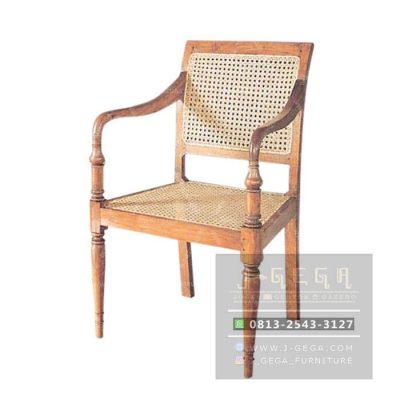 Rafles Arm Chair (MCR 007 A)