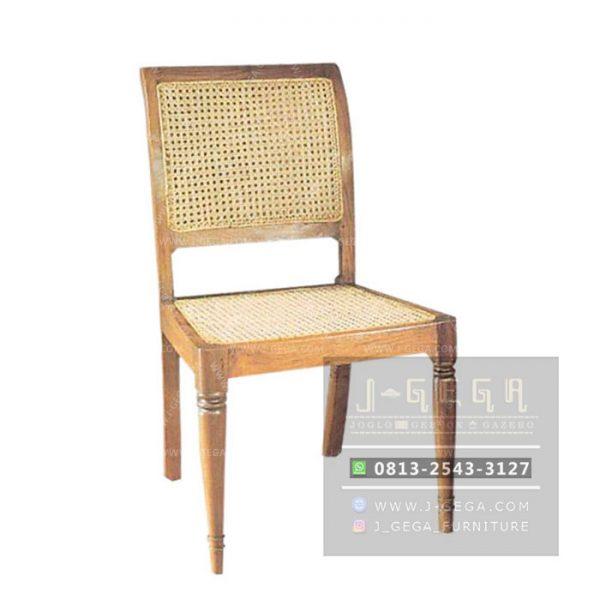 Rafles Chair (MCR 007)