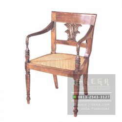 Palm Arm Chair (MCR 008 A)