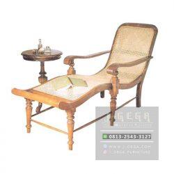 Raja Lounger Chair (MSF 010)