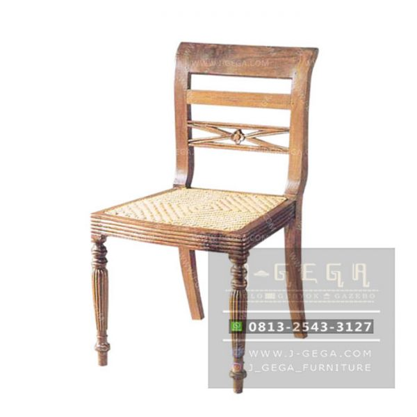 Colonial Side Chair (MCR 009)